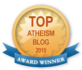 Top Atheism Blog 2010